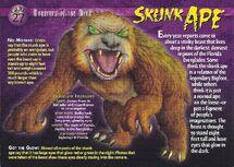 Skunk Ape front