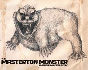 Masterton Monster