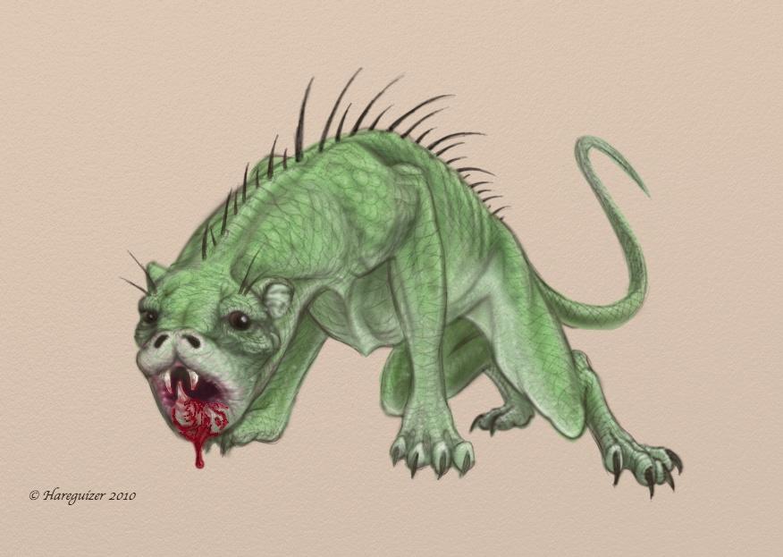 Grunch Road Monster