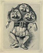 Three-headed Ogre