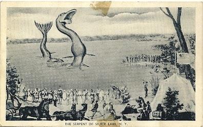 Silver Lake Serpent
