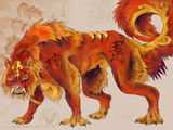 Fu Lion Dogs
