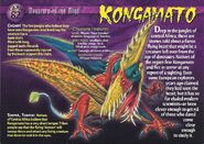 Kongamato-front