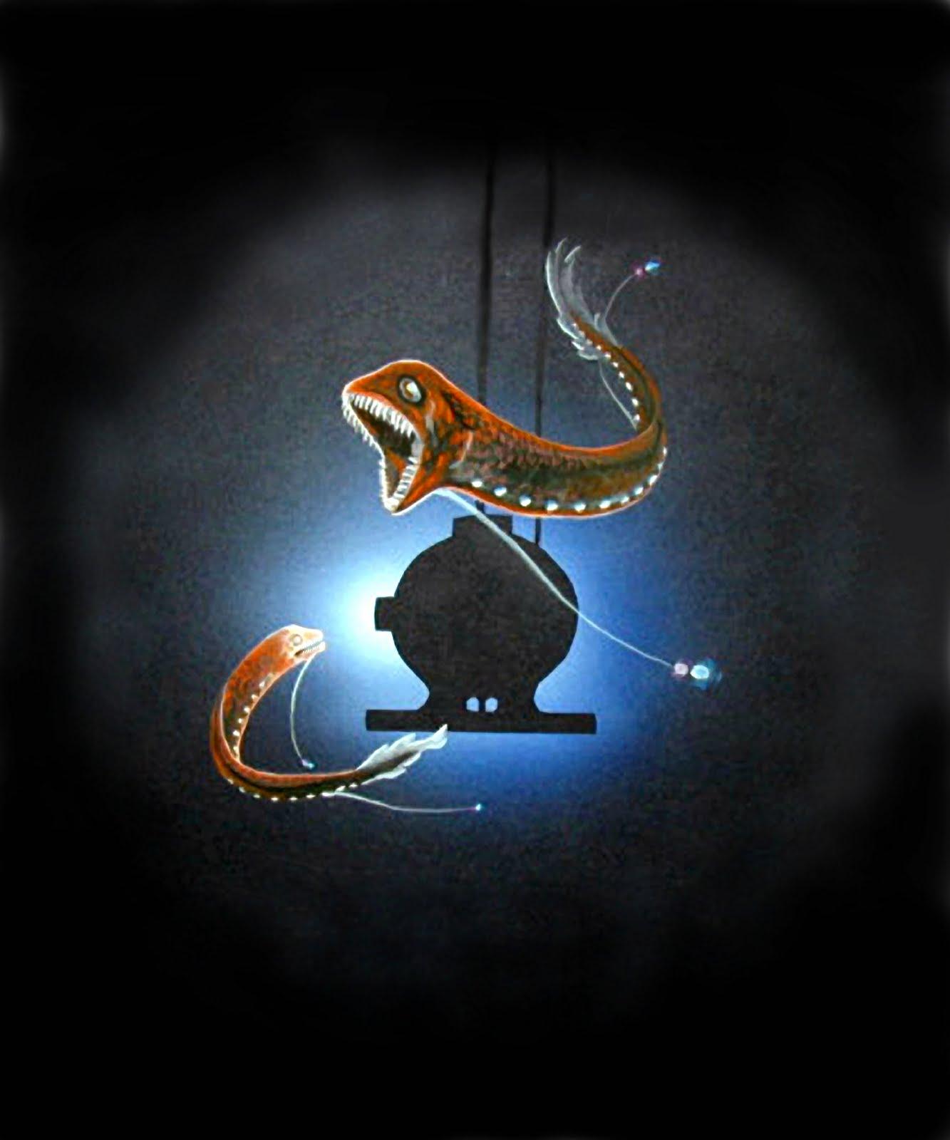 Giant Dragonfish