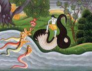 Naga Hindu myth