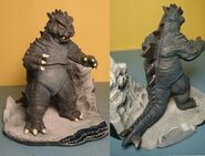 Cast Daikaiju Sea Mammal