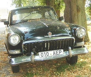 Black Volga