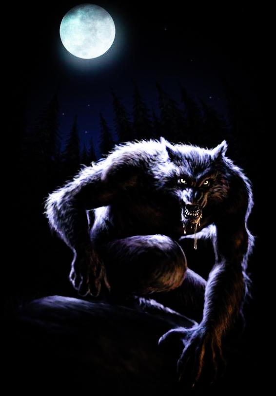 The Werewolf of Werewolf Springs