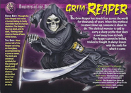 Grim Reaper Monsters of the Mind