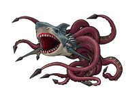 Monster Island Sharktopus