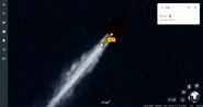 Megalodon Spotted in Google Earth 3