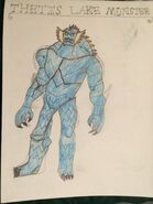 Cryptid sketch thetis lake monster by strikerprime-d8nrd0q