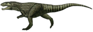 Kasai Rex as a crocodilian
