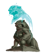 Fu Lion (Pathfinder)
