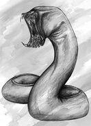 Giant-worm