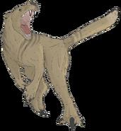 Burrunjor as a carnivorous marsupial