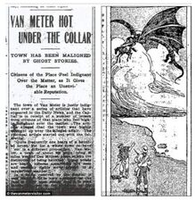 Van meter visitor newspaper.jpg