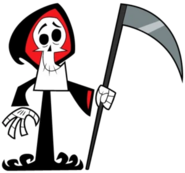 Grim from Billy and Mandy