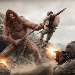 Giant of Kandahar