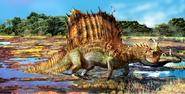 Nguma Monene Spinosaur