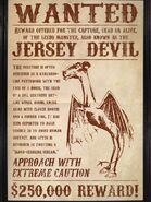 Jerseydevilwanted