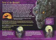 Werewolf back