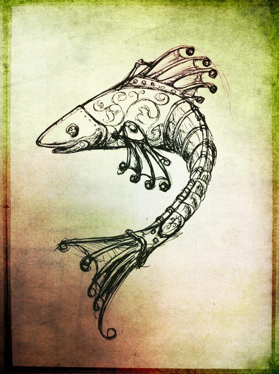 Henderson Island Monster