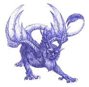 Dragon piasa by crystalmewtwo