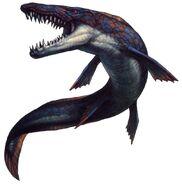 Mosasaurus b262