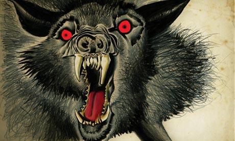 Javanese Wolf
