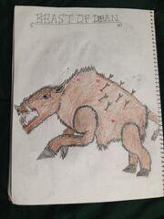 Cryptid sketch beast of dean by strikerprime-d8gp65d.jpg