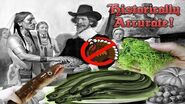 Historically Accurate Thanksgiving Dinner – Colonial Cooking (Weird Food)-1