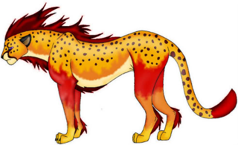 Tennessee Red Cheetah