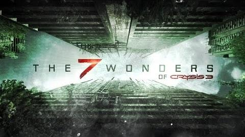 The 7 Wonders of Crysis 3 Teaser
