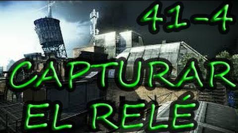 Capturar el relé 41-4 Crysis 3
