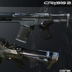 Оружие Crysis 3