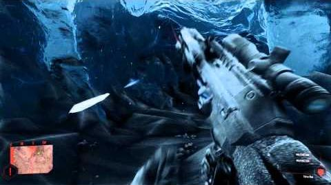 Crysis Warhead Mission 4 Frozen Paradise