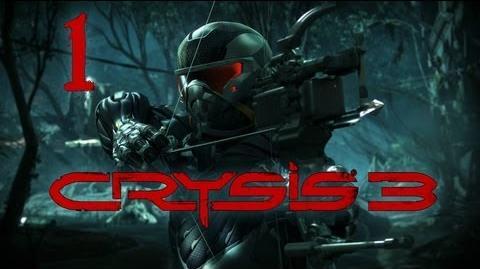 Crysis 3 Mision 1 Post-Humano 1 2 en Español