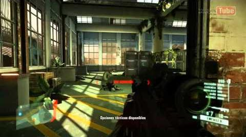 Crysis 2 PC Español - Mision 4 Rata De Laboratorio