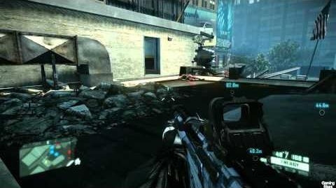 Crysis 2 Gameplay - Sudden Impact Part-1 (HD)