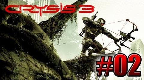 Crysis 3 Mision 2 Bienvenido a la Jungla Español Let's Play Walkthrough-0