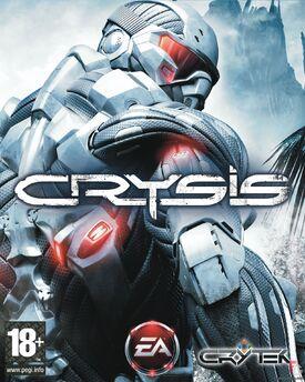 Verpackung von Crysis für PC