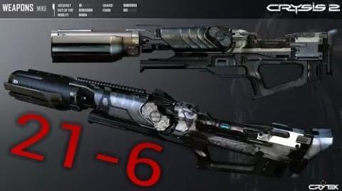 Como la MIKE del Crysis 3!! Crysis 2