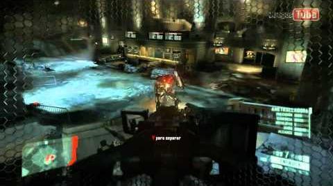 Crysis 2 PC Español - Mision 13 Terminal