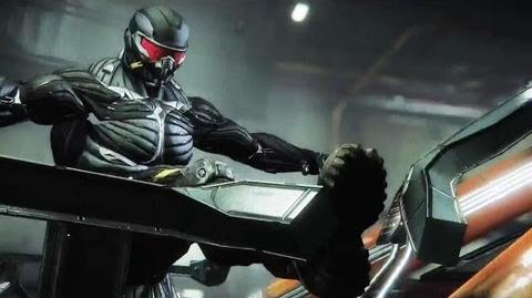 Crysis 3 Nanosuit Cinematic Trailer