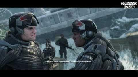 Crysis - HD - Contact Parte 3 3 Español