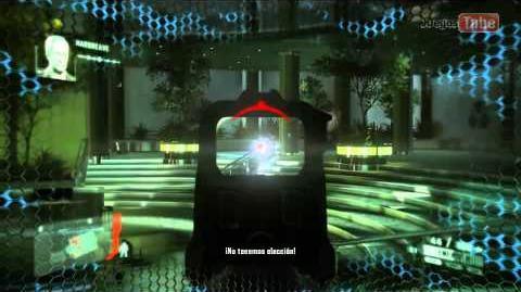 Crysis 2 PC Español - Mision 10 Derrumbe Empresarial