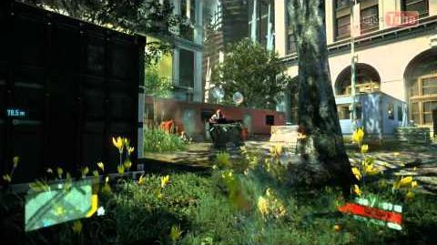 Crysis 2 PC Español - Mision 5 Guardianes De La Puerta