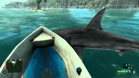 Easter Egg Hunter Crysis Shark (German Commentary)