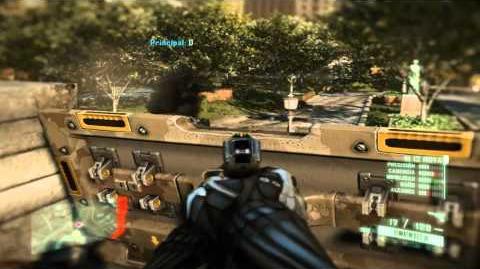 Crysis 2 Mision 2 Segunda Oportunidad 1 2